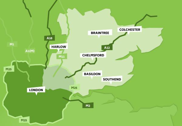 DSE21 Region Map